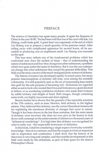 Water which..., Preface 1